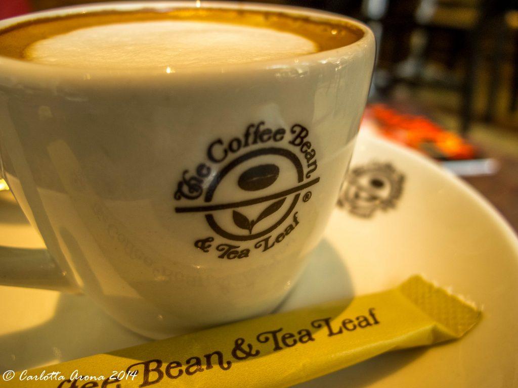 Visit Kuala Lumpur Malaysia The Coffee Bean and Tea Leaf