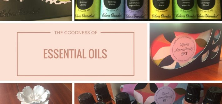 Essential Oils, Edens Garden