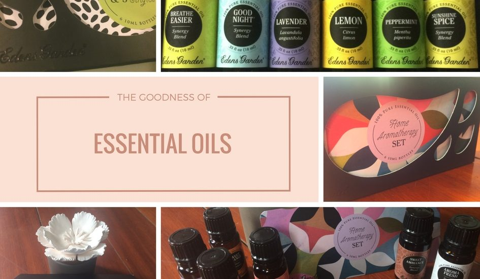 Essential Oils, Edens Garden