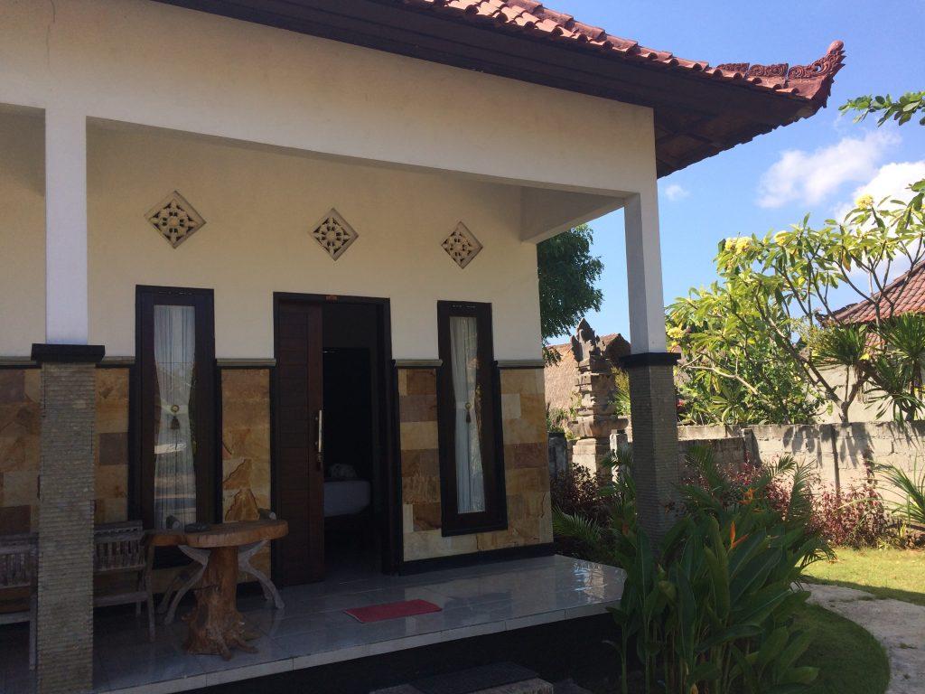 Kubu Sunset, Accommodation in Nusa lembongan, Indonesia