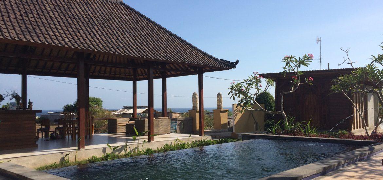 Kubu Sunset, Accommodation in Nusa Lembongani, Travel to Indonesia, Indonesia Travel