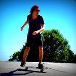 More Skateboarding