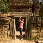 Tomb Rider in Angkor Wat