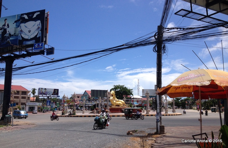 around Sihanoukville